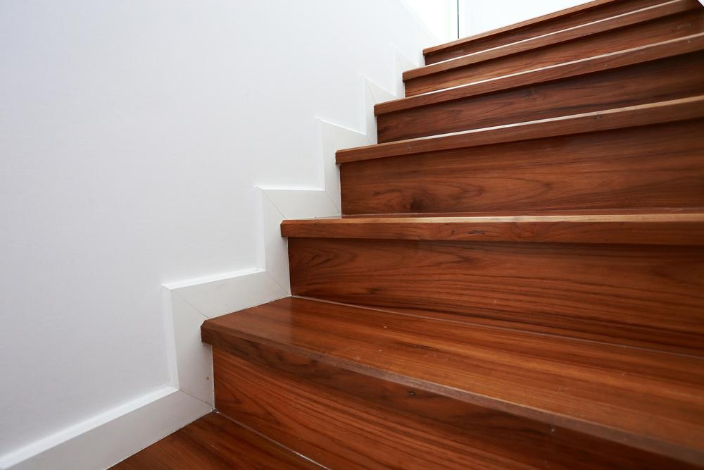 Revitalize & Extend The Life Of Your Hardwood Stairs