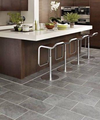 Knight Tile Luxury Vinyl Floor
