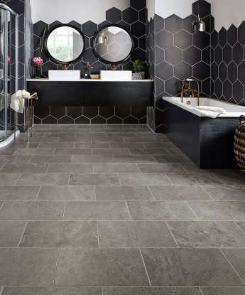 Da Vinci Tile Luxury Vinyl Floor