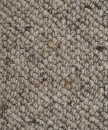 Turkestan Wool Carpet - Non-Allergen Green