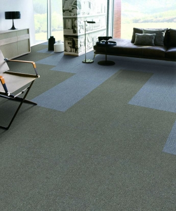 Clean Slate Commercial Carpet Tiles